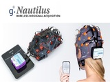 g.Nautilus wireless biosignal acquisition